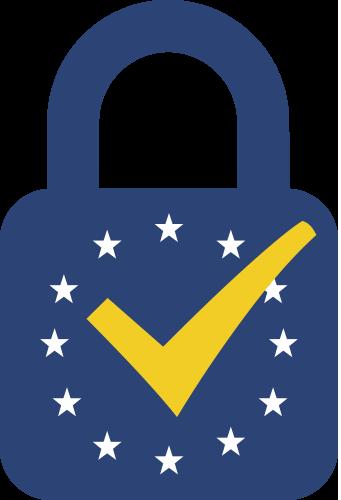 EU trust mark logo positive